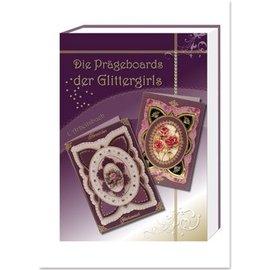 "Bücher, Zeitschriften und CD / Magazines Libro de trabajo ""Las juntas de estampado de Glitter Girls"""