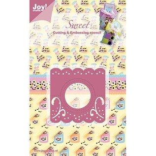 Joy!Crafts / Jeanine´s Art, Hobby Solutions Dies /  Testa scudo intorno