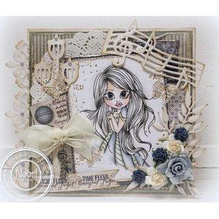 Joy!Crafts / Jeanine´s Art, Hobby Solutions Dies /  Embossing en snijden sjabloon,