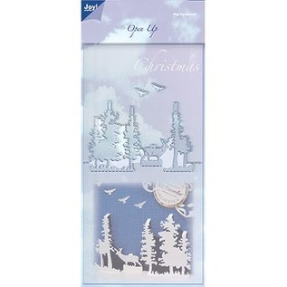 Joy!Crafts / Jeanine´s Art, Hobby Solutions Dies /  Punching templates: for designing pop-up cards - LAST in stock!