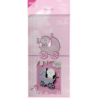 Joy!Crafts / Jeanine´s Art, Hobby Solutions Dies /  Embossing and cutting template