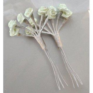 Marianne Design Marianne Design, silk Blumchen, 12 pieces,