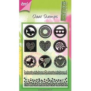 Joy!Crafts / Jeanine´s Art, Hobby Solutions Dies /  Transparante stempel, 11 geweldige ontwerpen