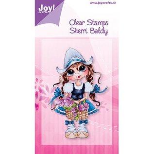 Joy!Crafts / Jeanine´s Art, Hobby Solutions Dies /  Transparent stamp: Sherri Baldi's