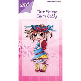 Joy!Crafts / Jeanine´s Art, Hobby Solutions Dies /  sello transparente: Sherri Baldi de