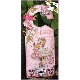 Joy!Crafts / Jeanine´s Art, Hobby Solutions Dies /  Clear stamps