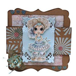 Joy!Crafts / Jeanine´s Art, Hobby Solutions Dies /  Transparent Stempel: Sherri Baldi's