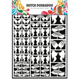 Dutch DooBaDoo DooBaDoo néerlandais, printemps