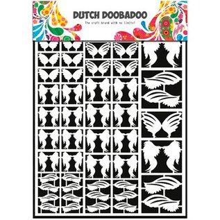 Dutch DooBaDoo Dutch DooBaDoo, Feder