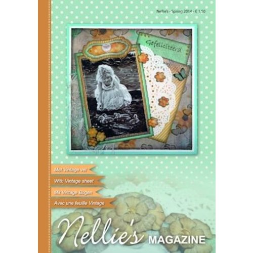 Nellie Snellen Nellie Snellen magazine with many examples - Copy - Copy