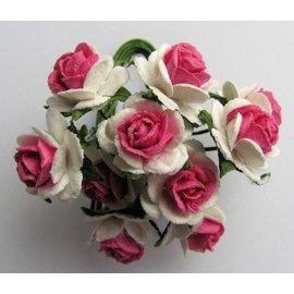 BLUMEN (MINI) UND ACCESOIRES Floretes Mulberry, 10 Blossom