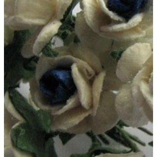 BLUMEN (MINI) UND ACCESOIRES Mulberry roosjes, 10 Blossom