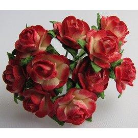 BLUMEN (MINI) UND ACCESOIRES Floretes Mulberry, 10 Blossom - Copy