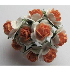 BLUMEN (MINI) UND ACCESOIRES Floretes Mulberry, 10 Blossom - Copy - Copy - Copy