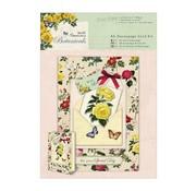 BASTELSETS / CRAFT KITS romantische ambachtelijke kit voor kaart ontwerpen