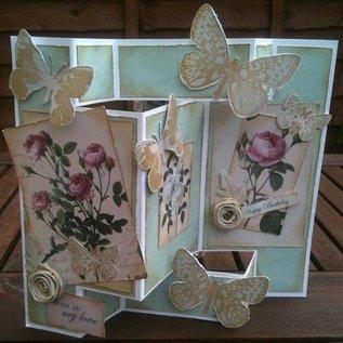 BASTELSETS / CRAFT KITS Kit mestiere romantico per card design