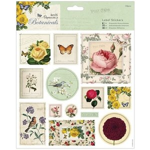 Docrafts / Papermania / Urban 13 Botanicals adesivo