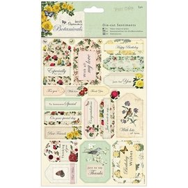 2 die cut ark-Botanicals