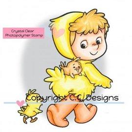 C.C.Designs tampons transparents