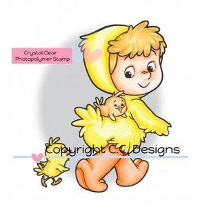C.C.Designs Transparent Stempel