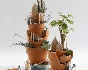 Garden decoration for interior and exterior