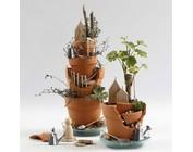 Décoration de jardin pour intérieur et extérieur