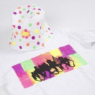 Objekten zum Dekorieren / objects for decorating Een zomerse outfit voor het schilderen en decoreren!