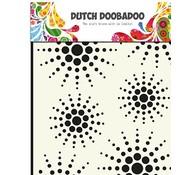 Pronty Pronty hollandsk Masketype, A5, Sun