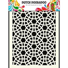 Schablonen, für verschiedene Techniken / Templates Pronty, Tipo maschera olandese, A5, Mosaico