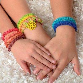 BASTELZUBEHÖR, WERKZEUG UND AUFBEWAHRUNG NEW: Starter Package for 24 bracelets!