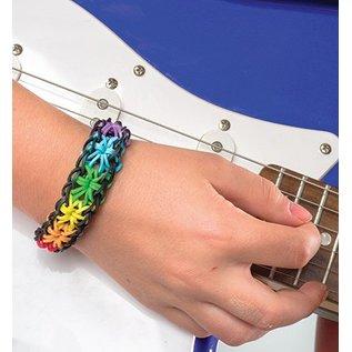 BASTELZUBEHÖR, WERKZEUG UND AUFBEWAHRUNG Band-It, starter pakket voor 24 armbanden van Joy Crafts!