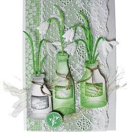 Joy!Crafts / Jeanine´s Art, Hobby Solutions Dies /  Joy manualidades, flores 3pcs / 44x79 / 40x69 / 49x93mm