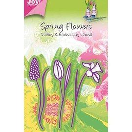 Joy!Crafts / Jeanine´s Art, Hobby Solutions Dies /  Joy manualidades, Flores