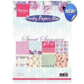 Karten und Scrapbooking Papier, Papier blöcke bloc de designer, A5