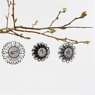 Komplett Sets / Kits Craft Kit: materiaal set voor 6 stuks rozetten - Copy