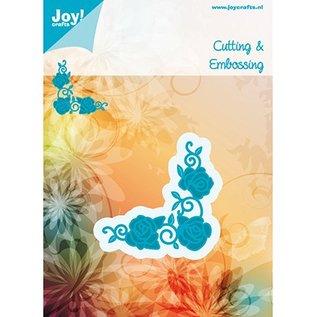Joy!Crafts / Jeanine´s Art, Hobby Solutions Dies /  Hoek rozen