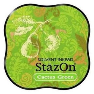 FARBE / STEMPELKISSEN 6 StazOn stamp pad in light colors Color !!