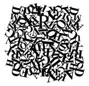Pronty Pronty Mask letters Mix