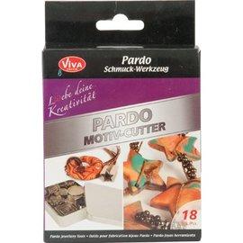 Cutting - Pardo motiv-cutter, 18 motiv