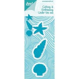 Joy!Crafts / Jeanine´s Art, Hobby Solutions Dies /  NOUVEAU punch - et le modèle de gaufrage