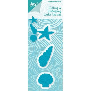 Joy!Crafts / Jeanine´s Art, Hobby Solutions Dies /  Sea Star