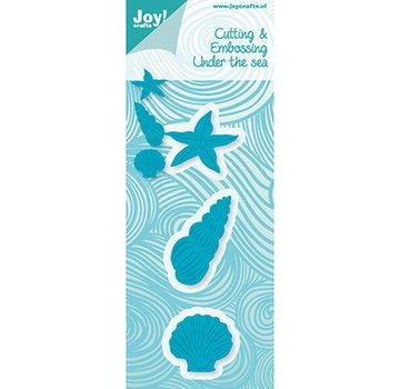 Joy!Crafts / Jeanine´s Art, Hobby Solutions Dies /  NEW punch - and embossing template