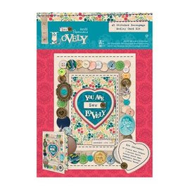 Docrafts / Papermania / Urban NYHET: Sying: A5
