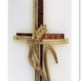 BASTELSETS / CRAFT KITS Bastelset: candela, croce con orecchio