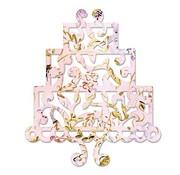 Sizzix Sizzix Thinlits Stanzer - Cake, Three Tier by Dena Designs