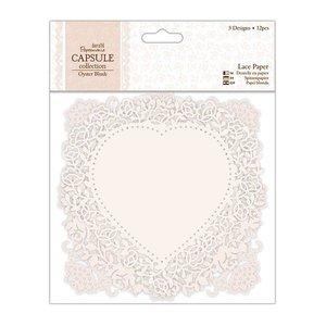 KARTEN und Zubehör / Cards Luxury lace paper