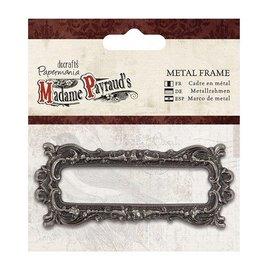 Embellishments / Verzierungen Cadre en métal de cru