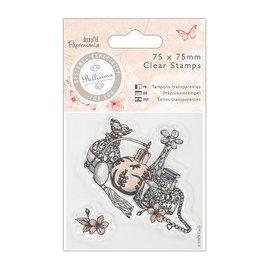 Stempel / Stamp: Transparent Silikonstempel