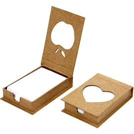 Objekten zum Dekorieren / objects for decorating 2 sticky note holders