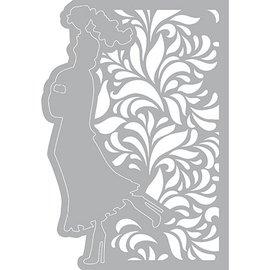 Pronty Mask Stencil A5